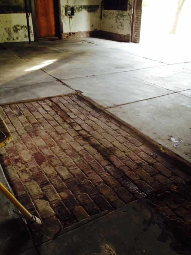 FS brick floor