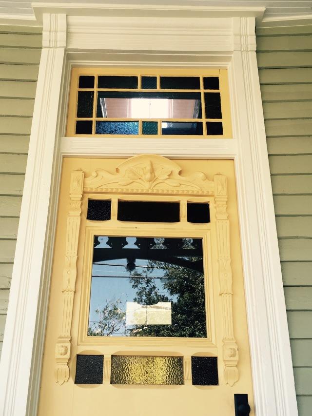 Exterior Door Detail 4